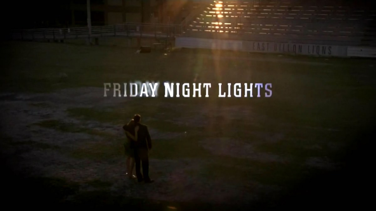 Friday Night Lights Clear Hearts